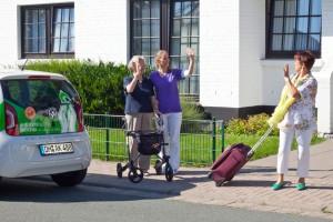 Urlaubsvertretung und Verhinderungspflege