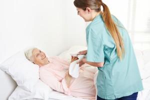 Pflegekraft Grundpflege